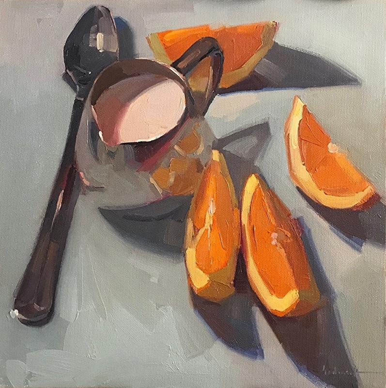 Orange and Cream